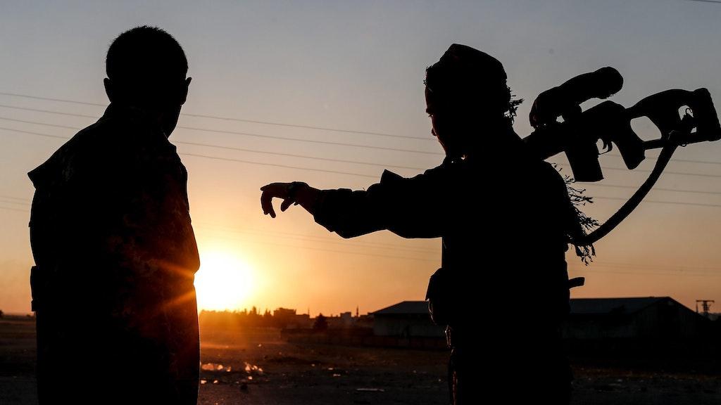 US-Memo: Türkei führt in Syrien ethnische Säuberungen durch