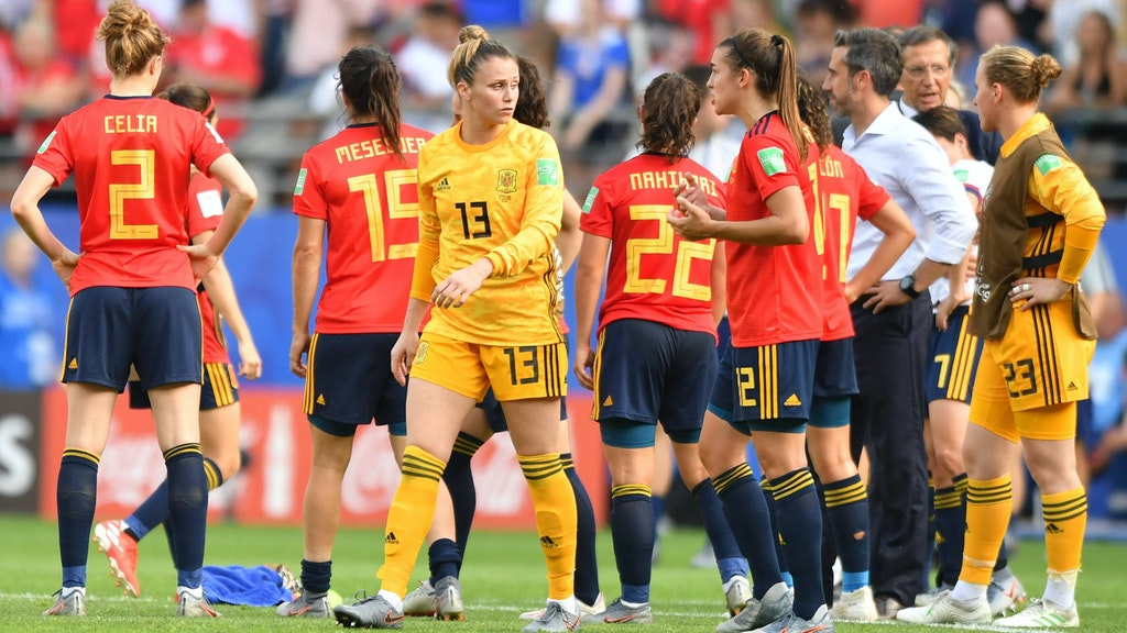 Spaniens Fussballerinnen Streiken Fur Mindestlohn