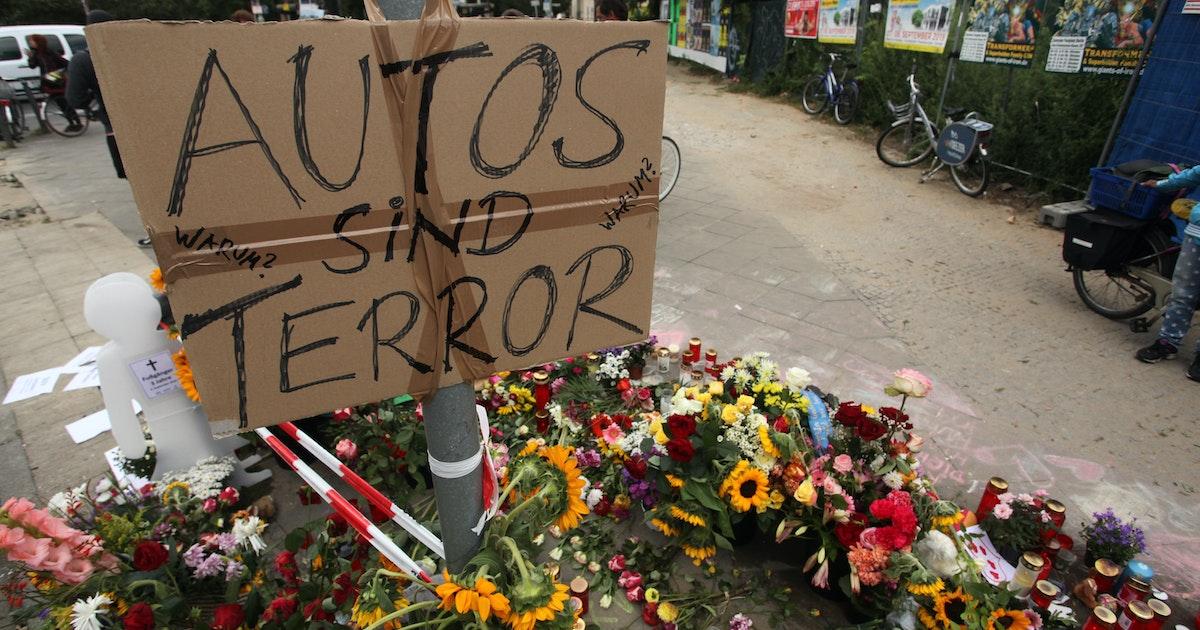23 Fußgänger starben in diesem Jahr auf Berlins Straßen