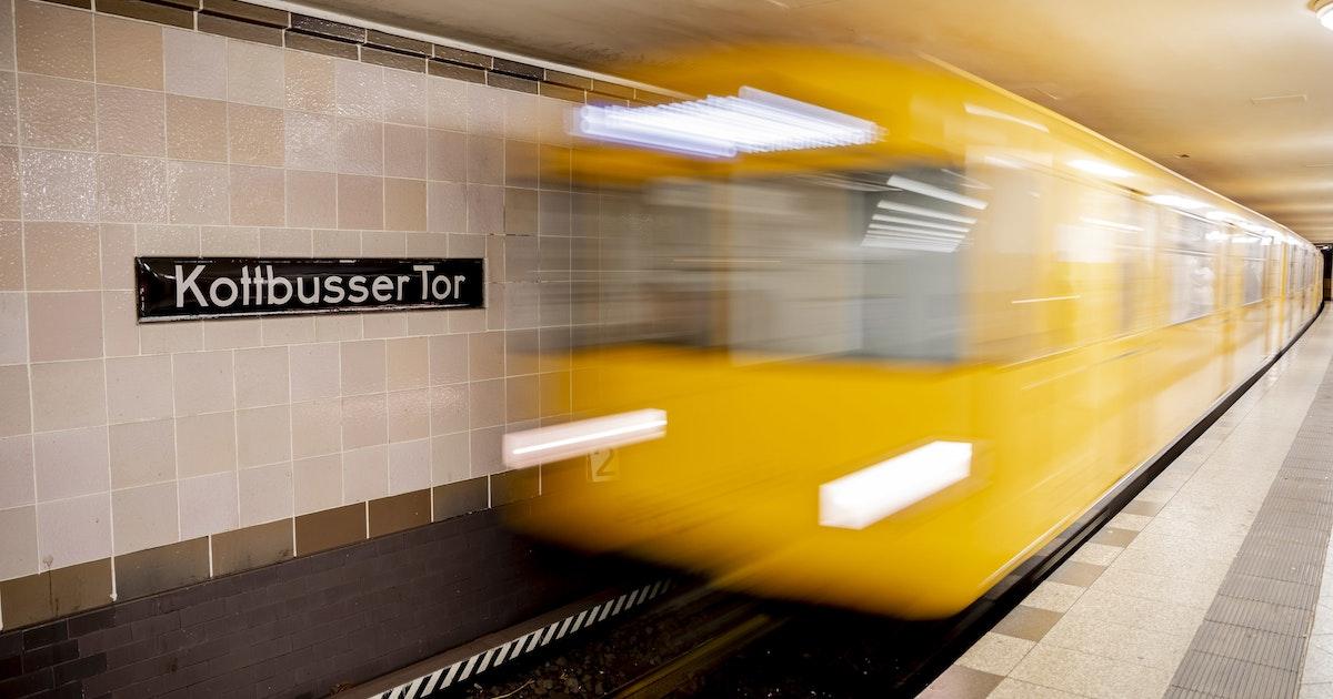 Berlin: Diese U-Bahnhöfe sind die schlimmsten Drogen-Hotspots