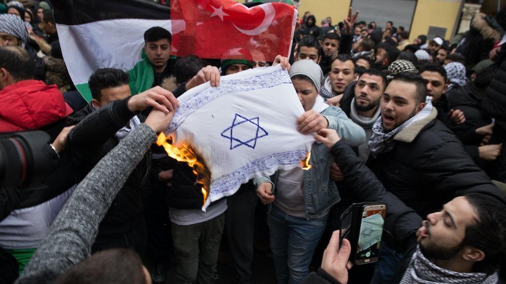 Israel- und Judenhasser halten in Berlin eine Konferenz ab