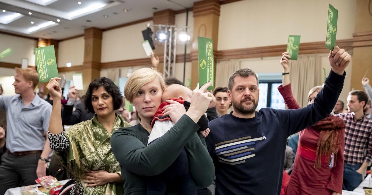 Grüne lehnen Automesse IAA in Berlin ab und fordern eine autofreie Innenstadt
