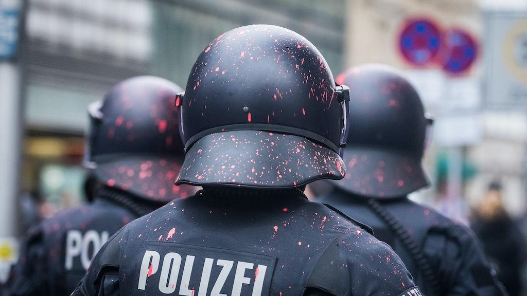 7000 Polizisten wurden 2019 in Berlin angegriffen