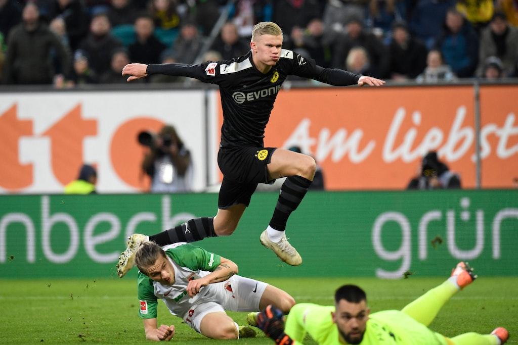 Haaland-Hattrick beim Debüt, Bremen siegt im Kellerduell