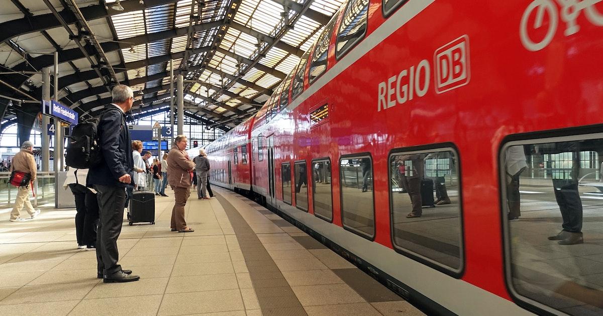 Bahn schränkt Regionalverkehr ein und verzichtet auf Ticket-Kontrolle - Berliner Zeitung