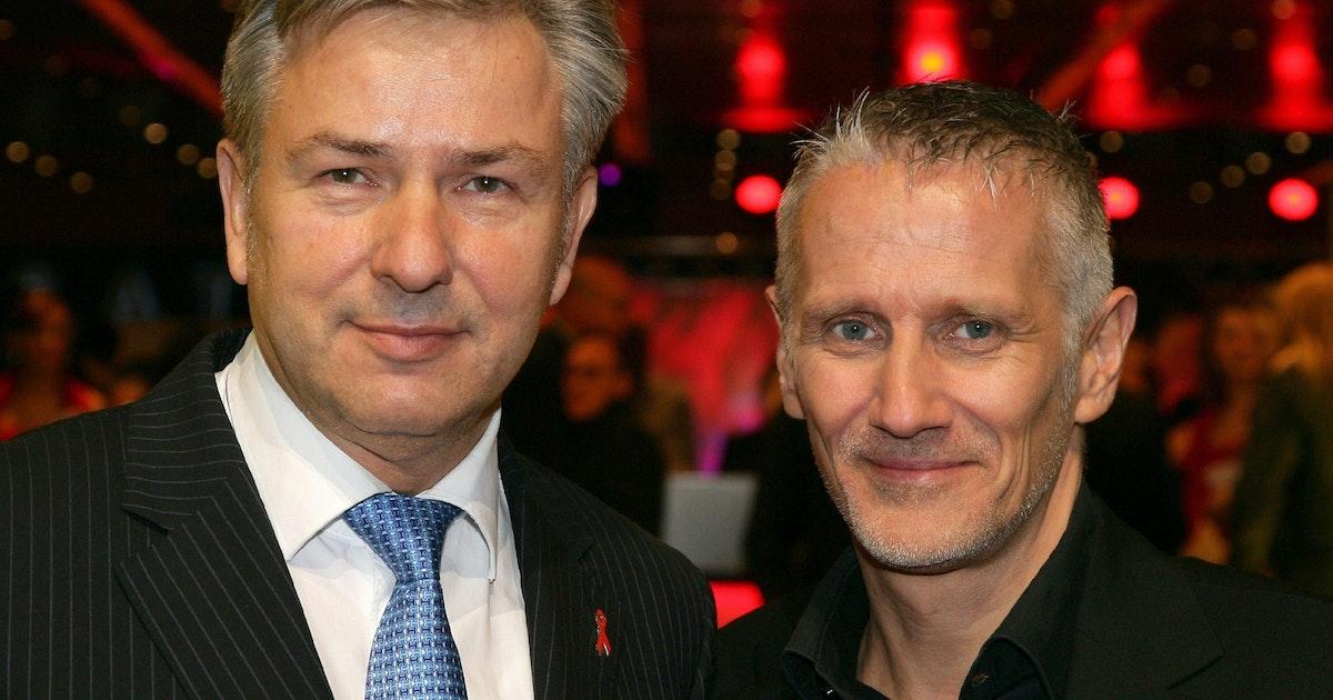 Corona-Drama: Klaus Wowereits Partner Jörn Kubicki gestorben