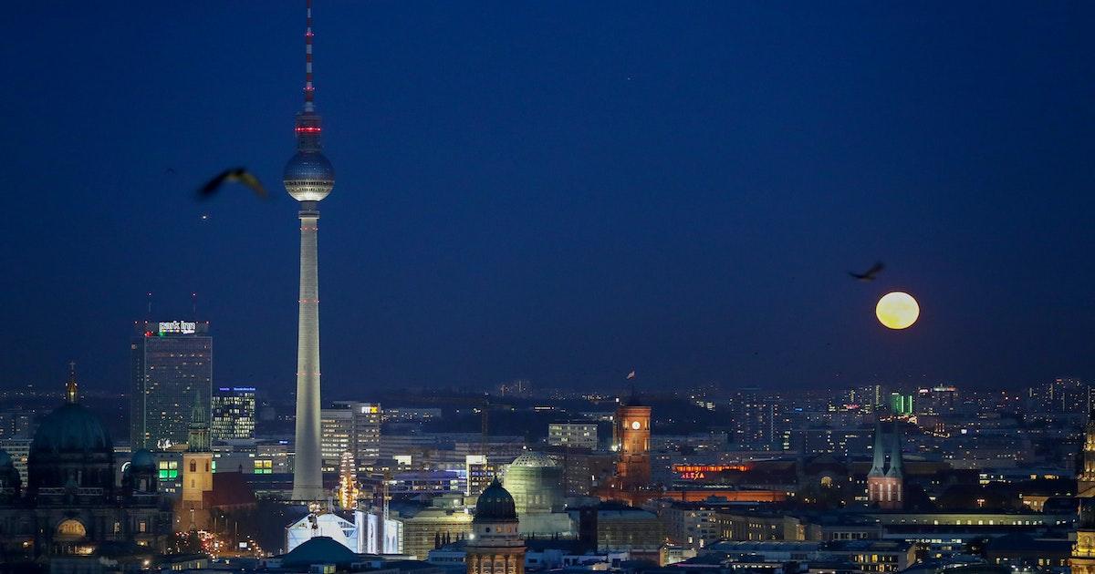 Zuzügler zieht es in Berlin in bestimmte Bezirke