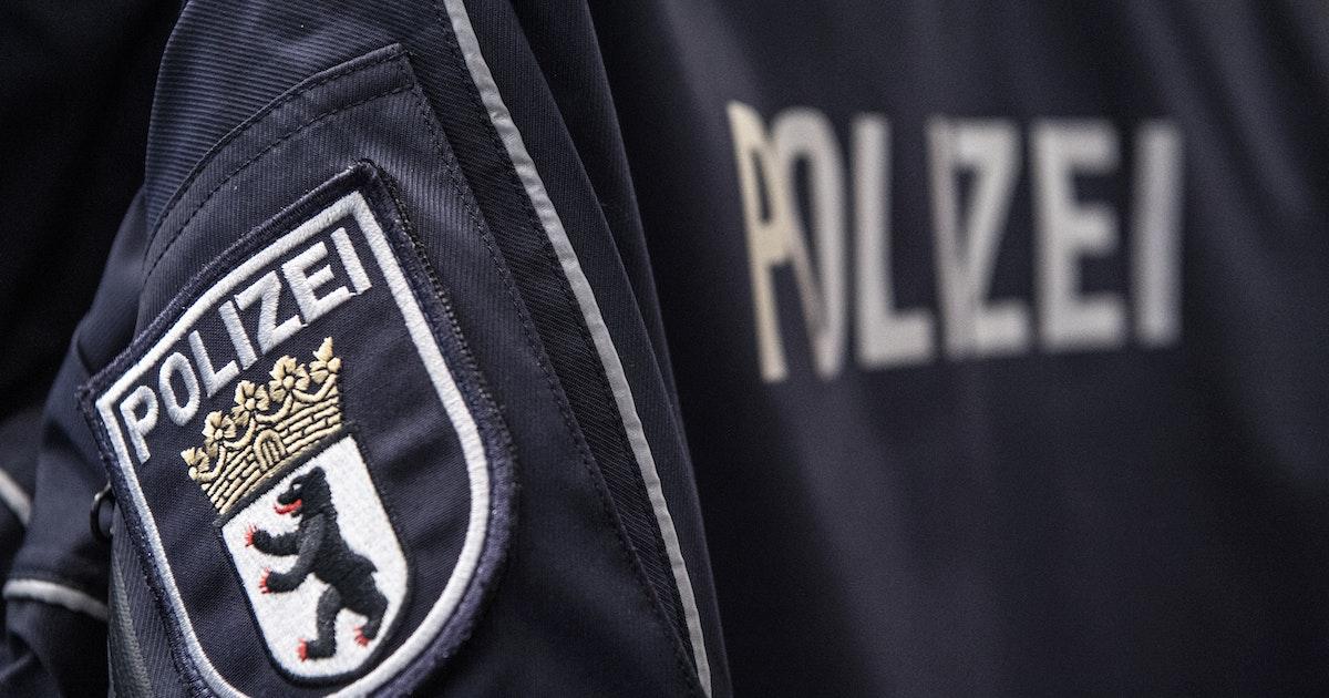 Zwei Berliner Polizei-Einheiten in Corona-Quarantäne