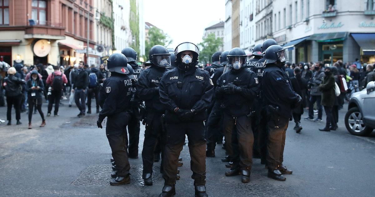 Polizisten wollen nicht mehr in Berlin aushelfen