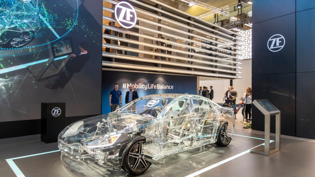 Automesse Berlin