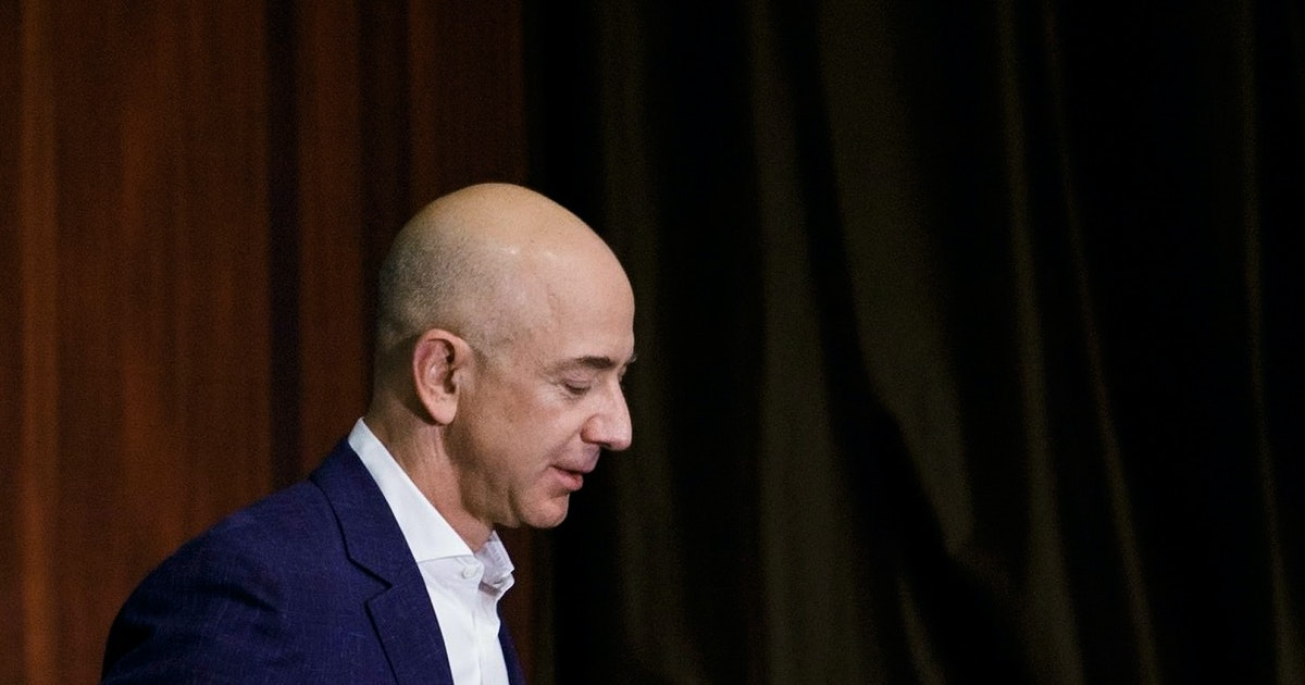 Gründer Von Amazon