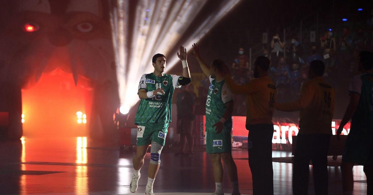 Im deutschen Handball geht es ums Überleben