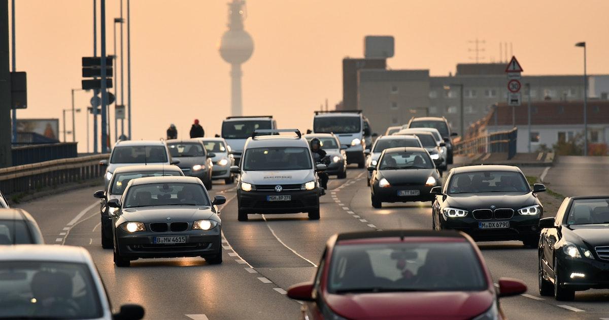 Berlin autofrei: Initiative plant Volksentscheid für leere Straßen