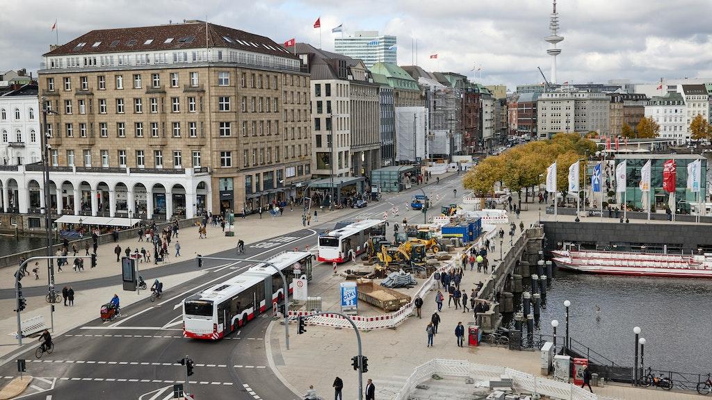 Sperrstunde Hamburg