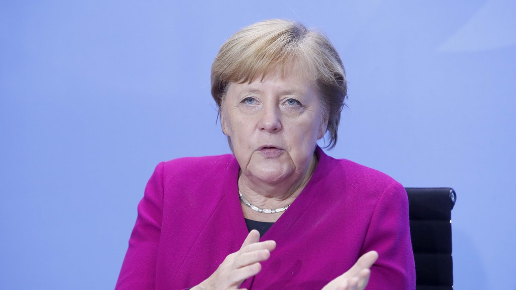 Alter Merkel