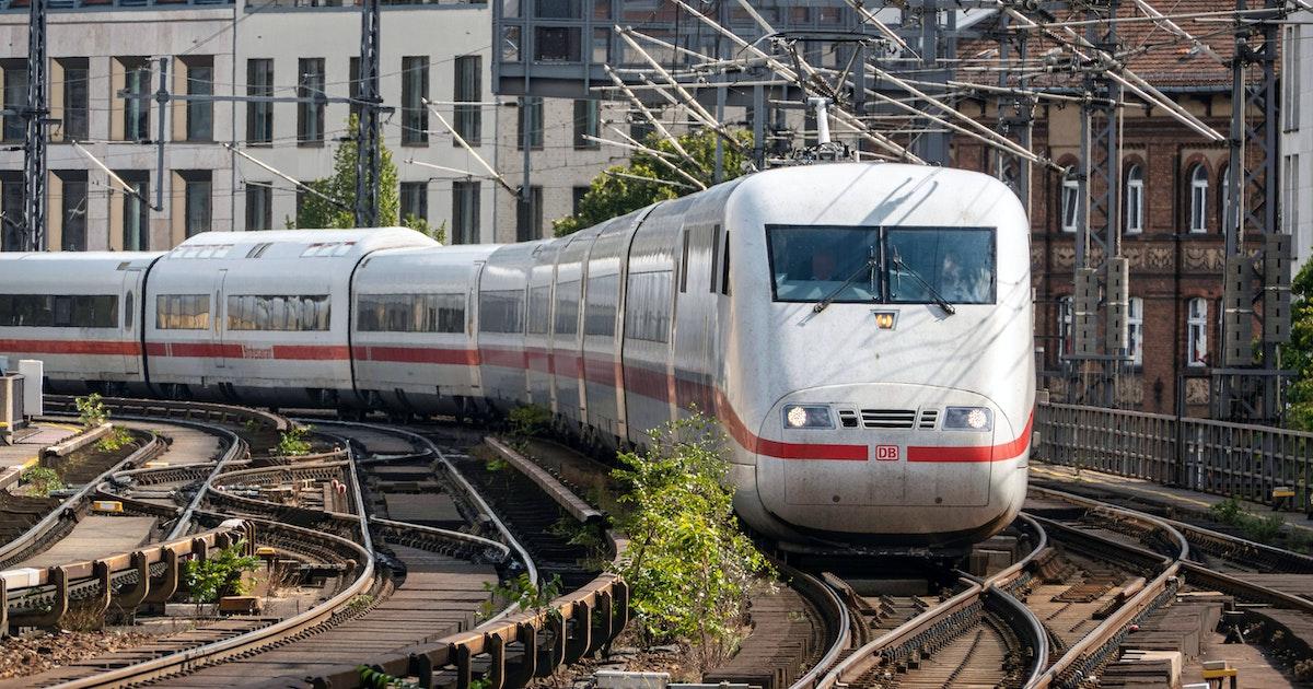 Lockdown: Bahn will Angebot aufrecht erhalten