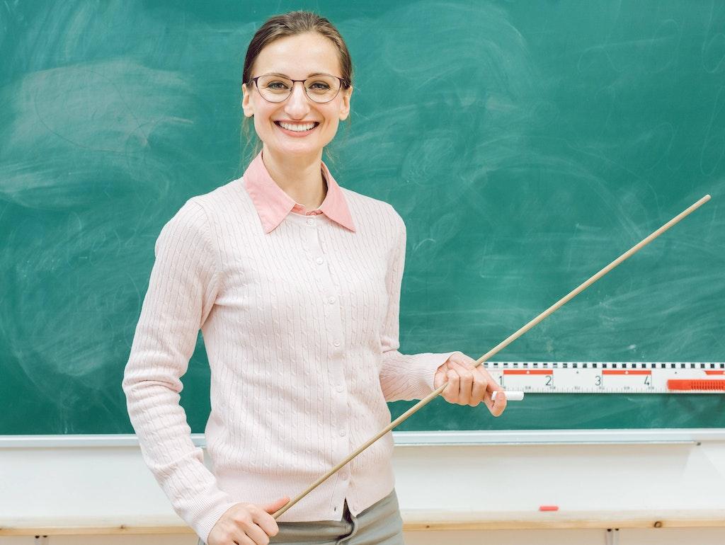 Wie Die Lehrerin Nachgegeben Hat