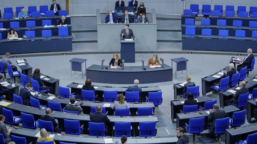 Wahlrechtsreform Bundestag