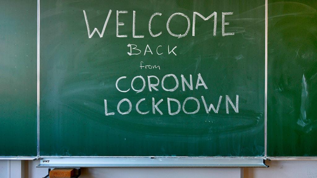 Was Heißt Lockdown Auf Deutsch