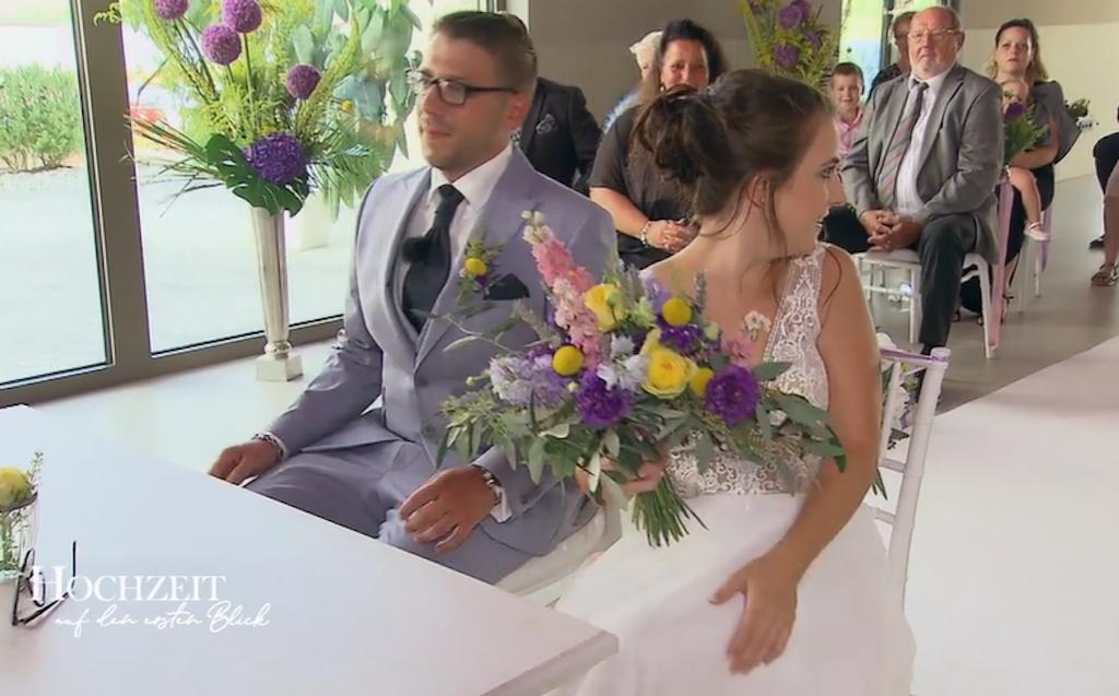 Hochzeit Auf Den Ersten Blick Drama Vor Dem Traualtar