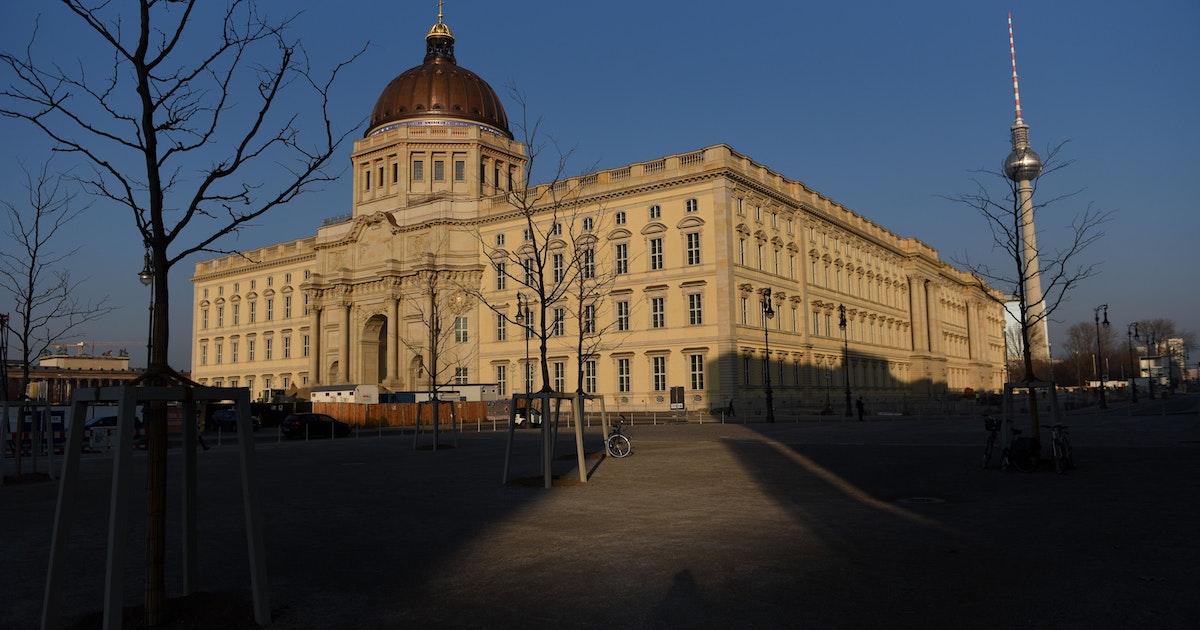 Humboldt Forum Eröffnung