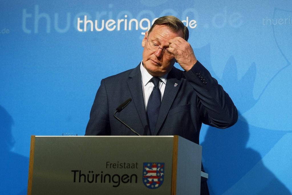 Wahlbetrug Thüringen