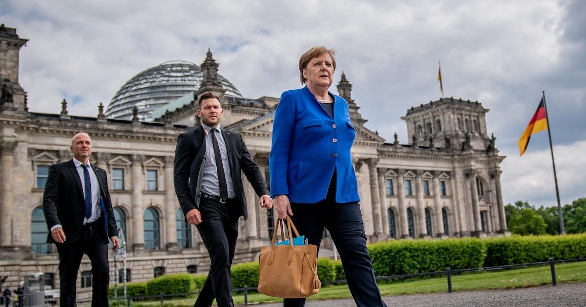 Menschenkette zwischen Bundestag und Kanzleramt geplant