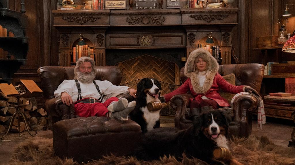 Weihnachtsfilme Netflix 2021