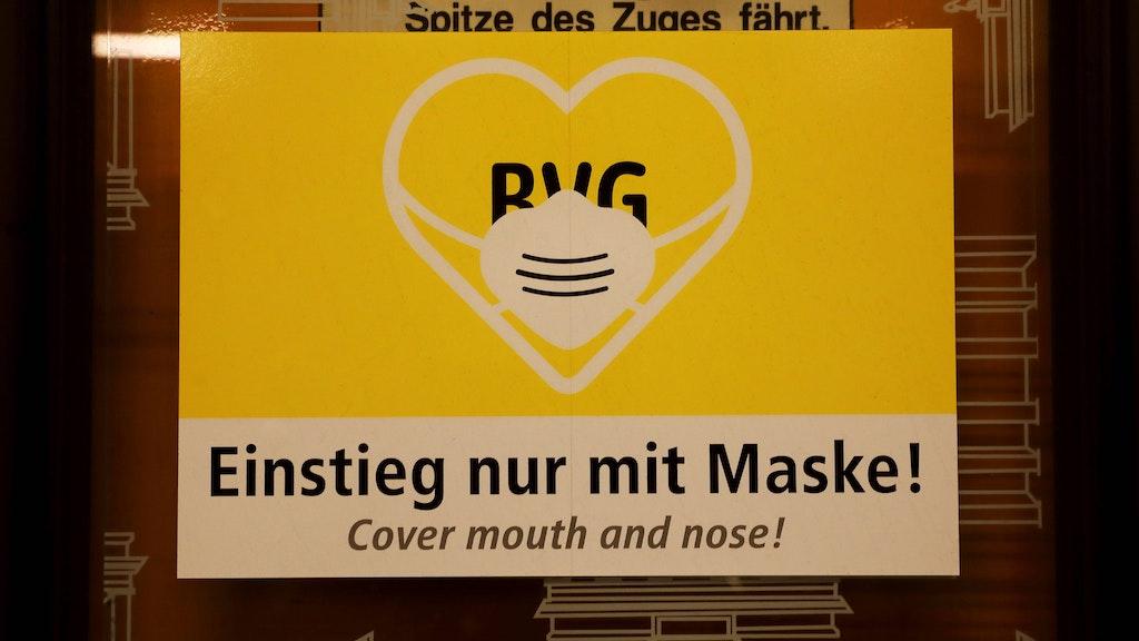 Maskenpflicht Fernverkehr