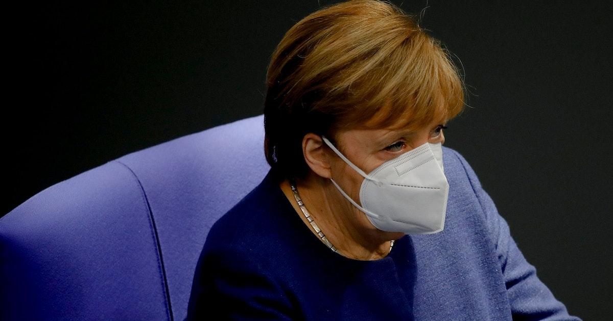 Merkel Klatschen
