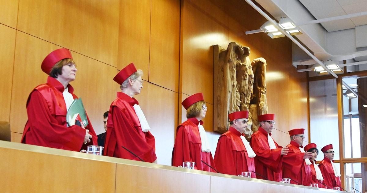 Sterbehilfe Bundesverfassungsgericht