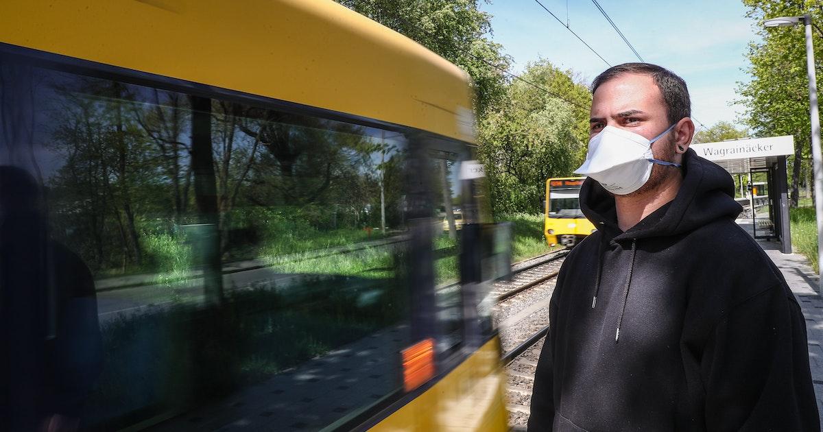 Neue Maßnahmen in der Corona-Krise : Maskenpflicht für ...