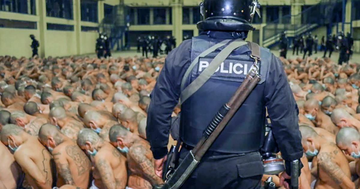 Der Horror-Knast von El Salvador