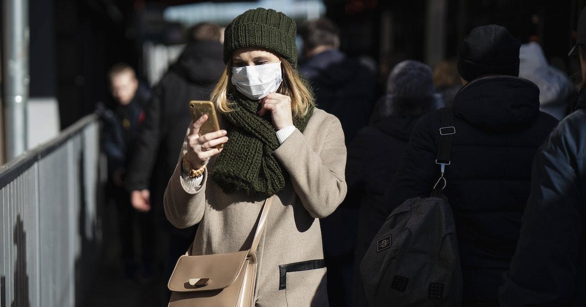 Masken Pflicht In Berlin