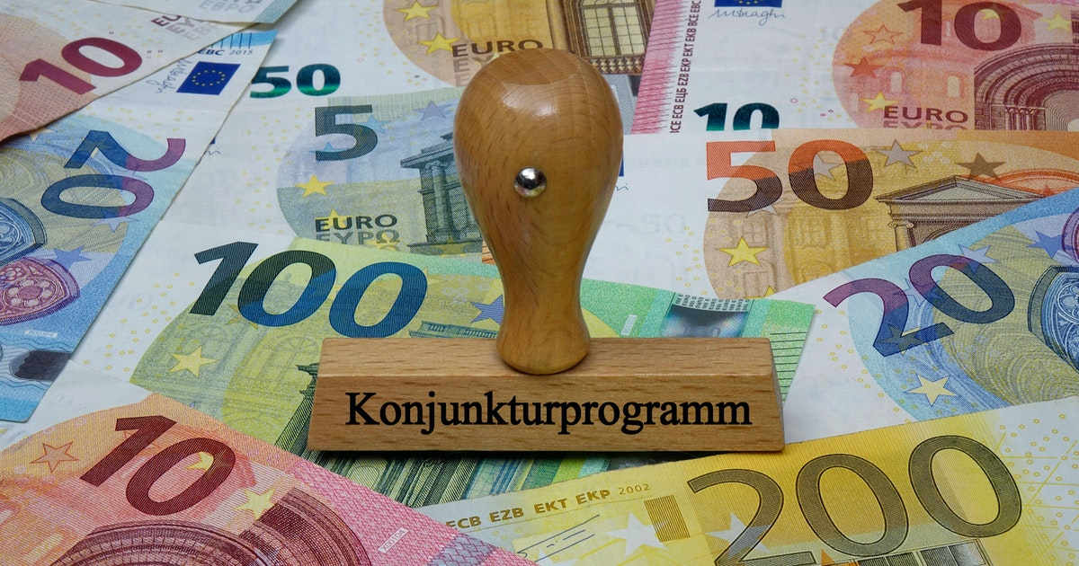 Konjunkturpaket Kinderbonus