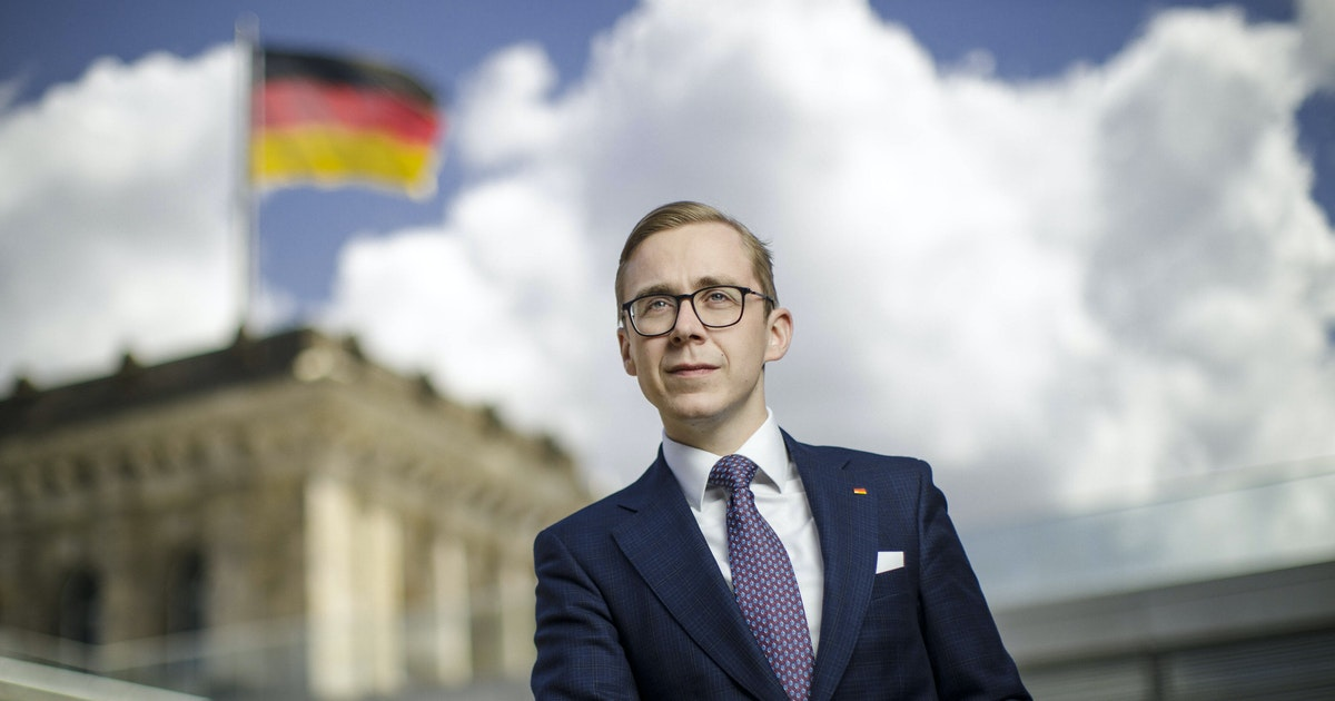 Philipp Amthor Skandal