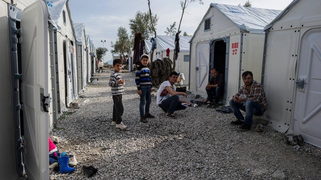 Deutschland Nimmt Flüchtlinge Auf
