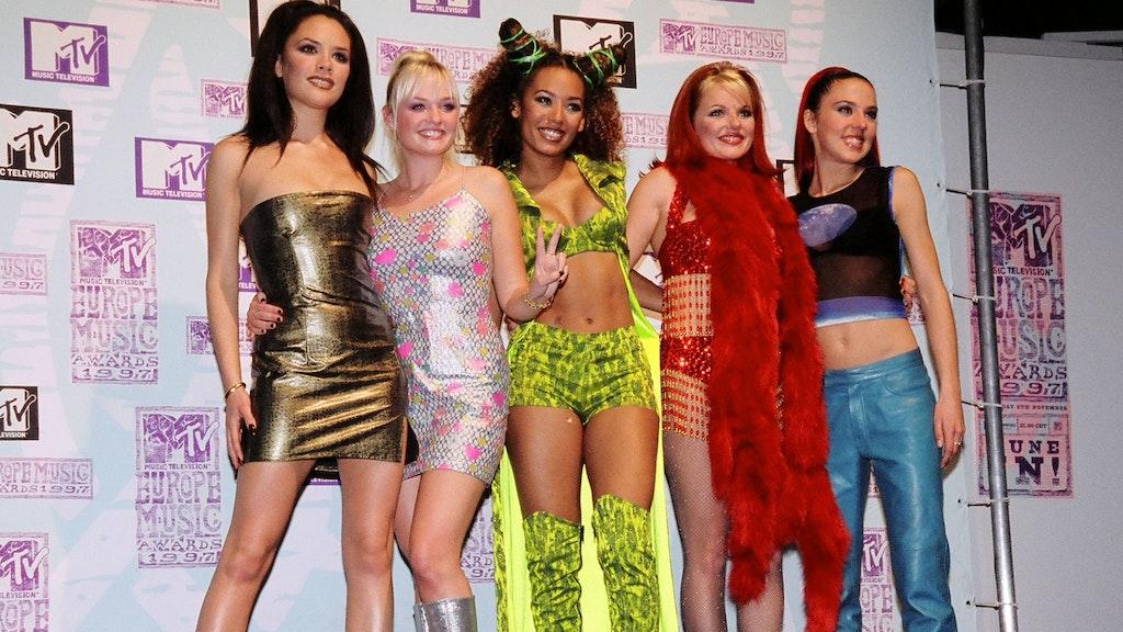 Spice Girls Namen