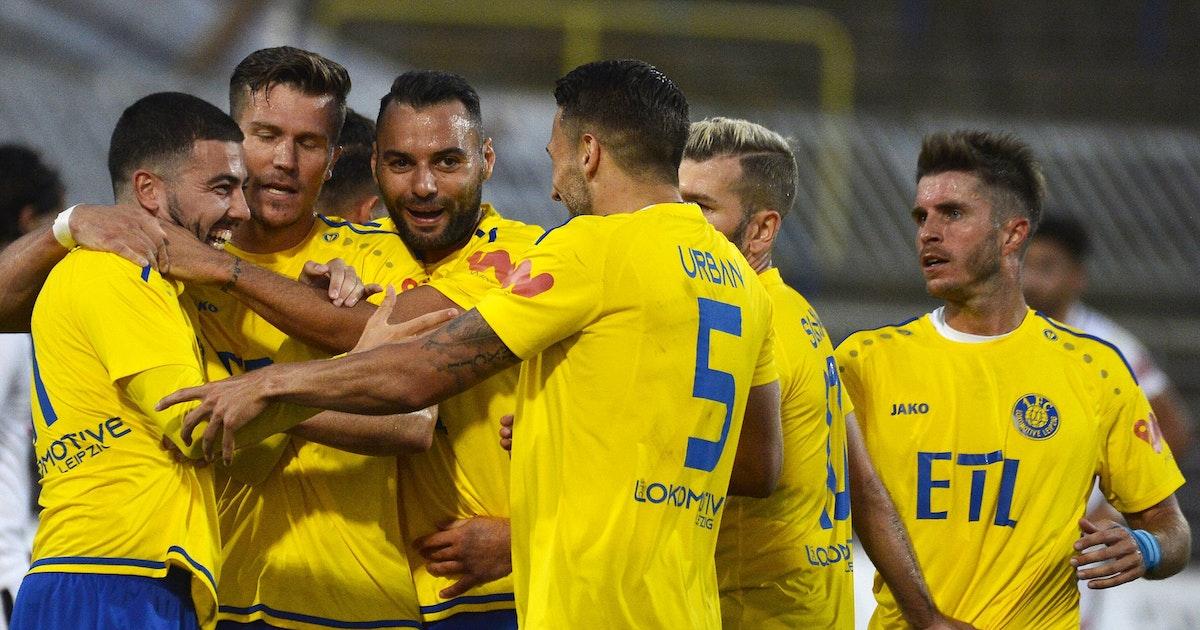Tabelle Regionalliga Nordost