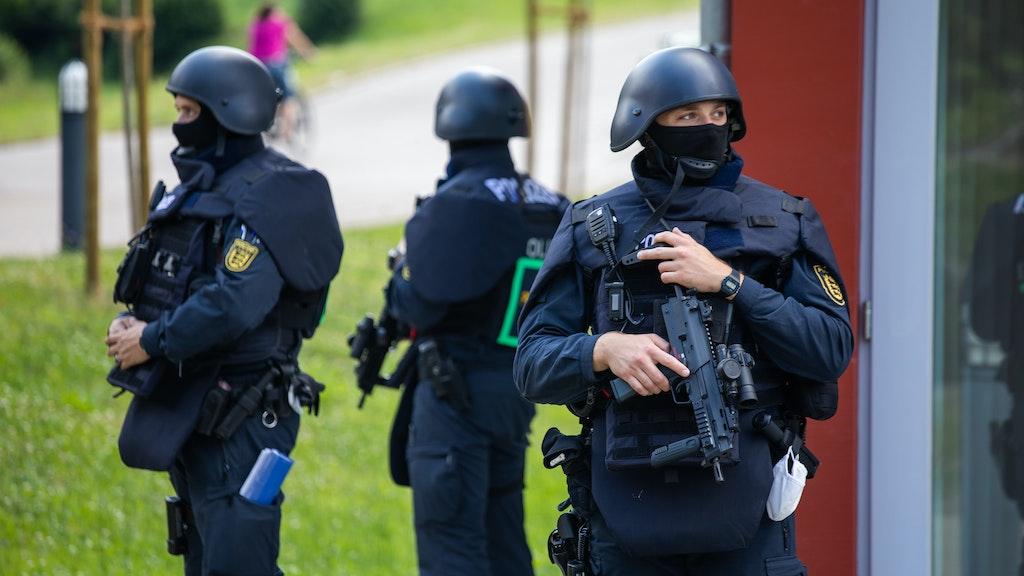 Schwarzwald Oppenau Polizei