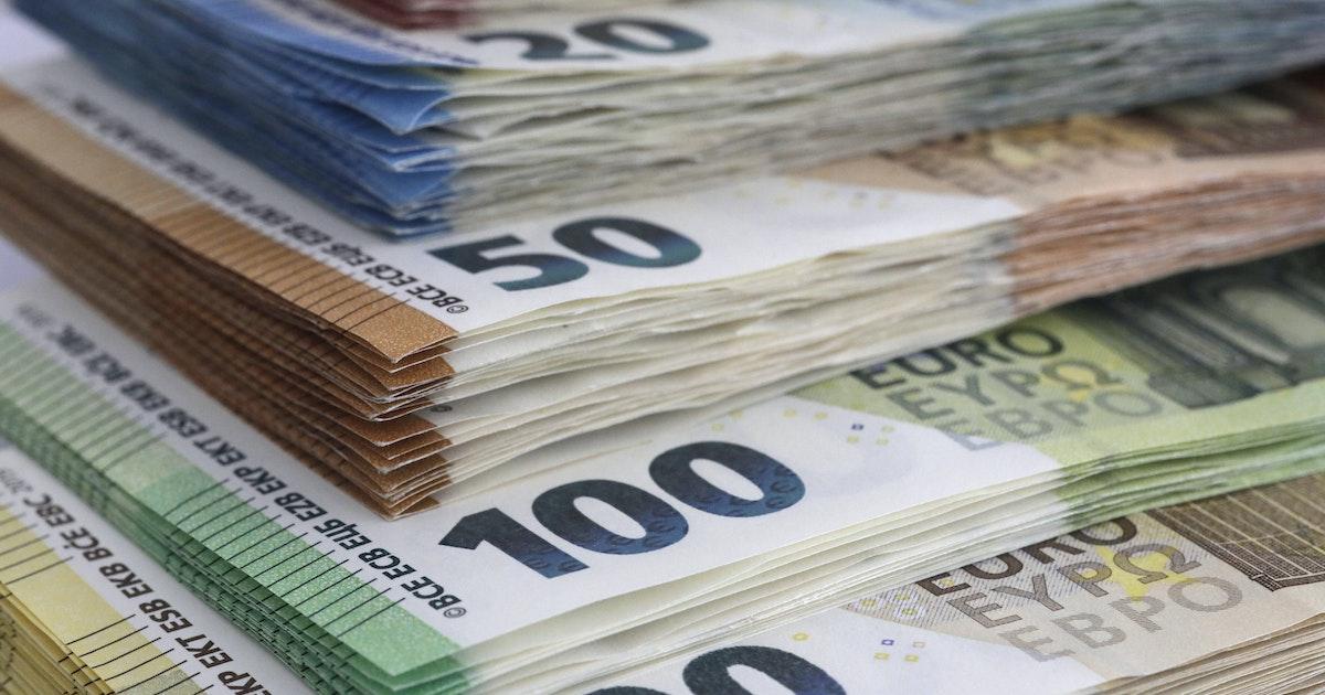 Tasche Voller Geld China