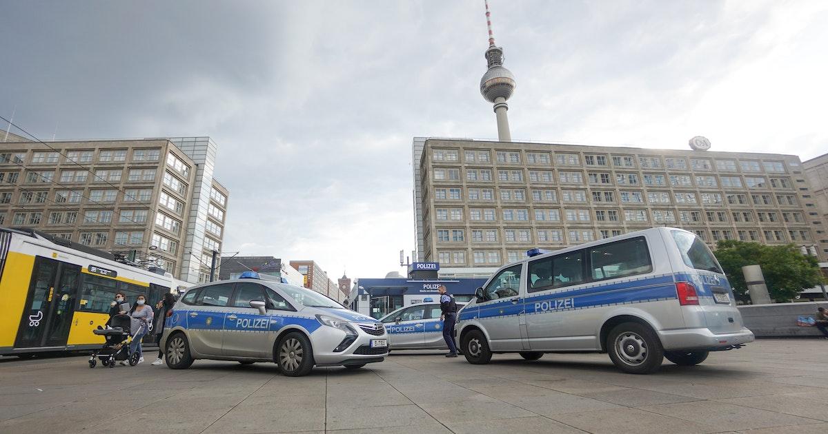 Polizei Kriminalitat Am Alexanderplatz Dauerhaft Schlechter Ruf