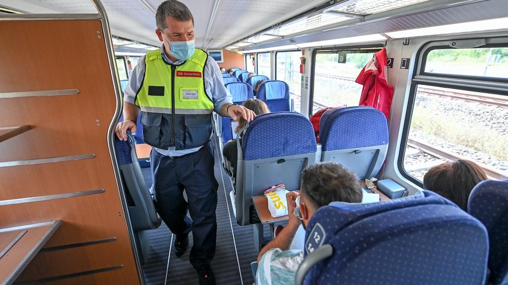 Deutsche Bahn Kontrolle