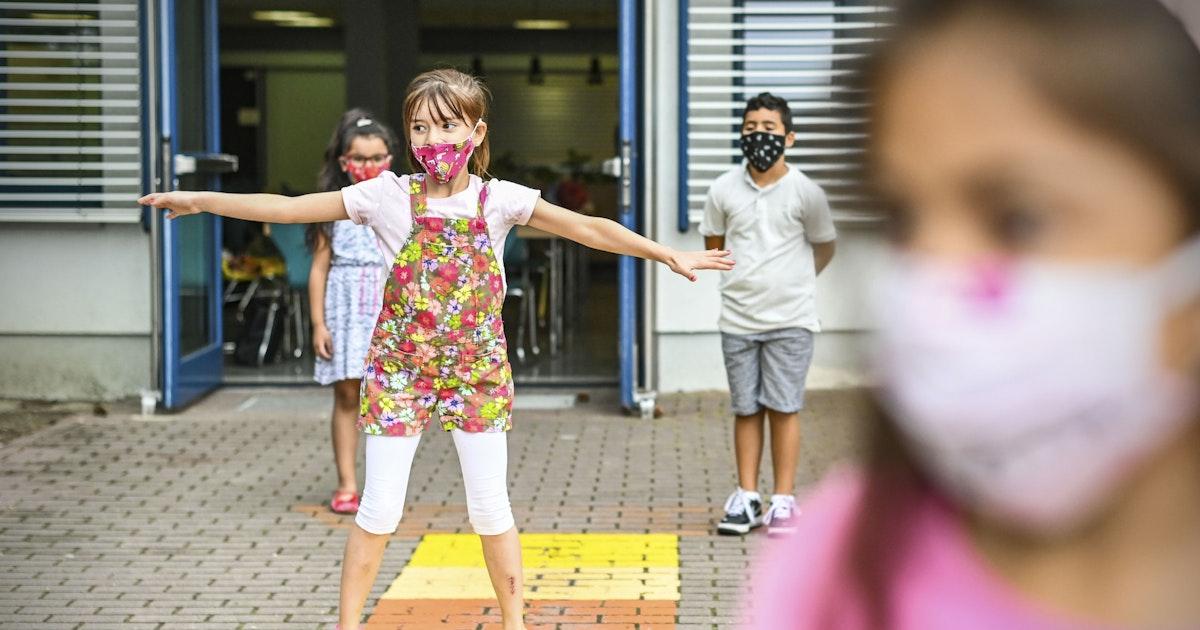 Corona-Fälle an mindestens 41 Schulen
