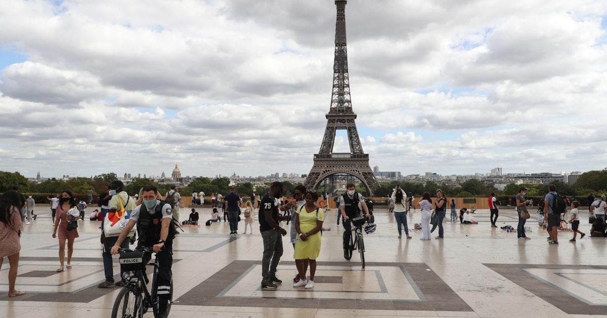 Corona Risikogebiet Frankreich