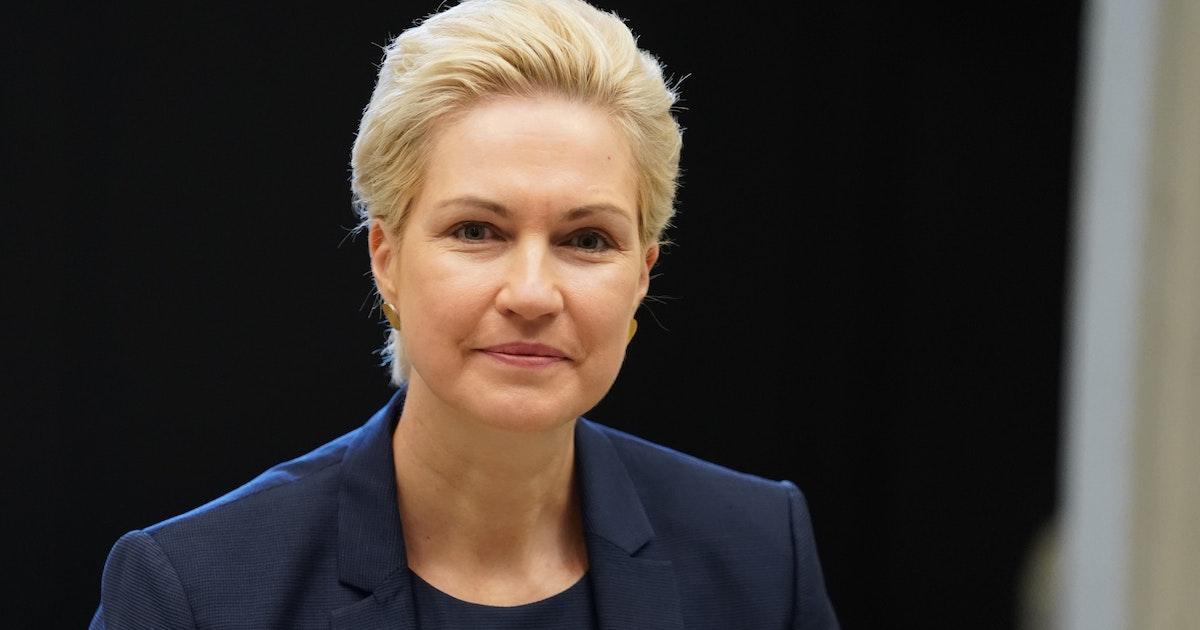 Manuela Schwesig Heute