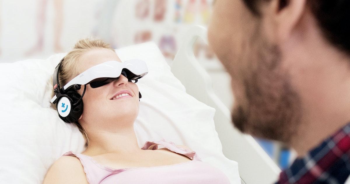 Neue Anästhesie-Techniken: Film statt Vollnarkose