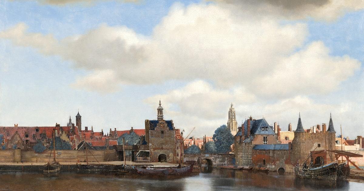 Allein mit Vermeer: Quality Time mit altem Meister