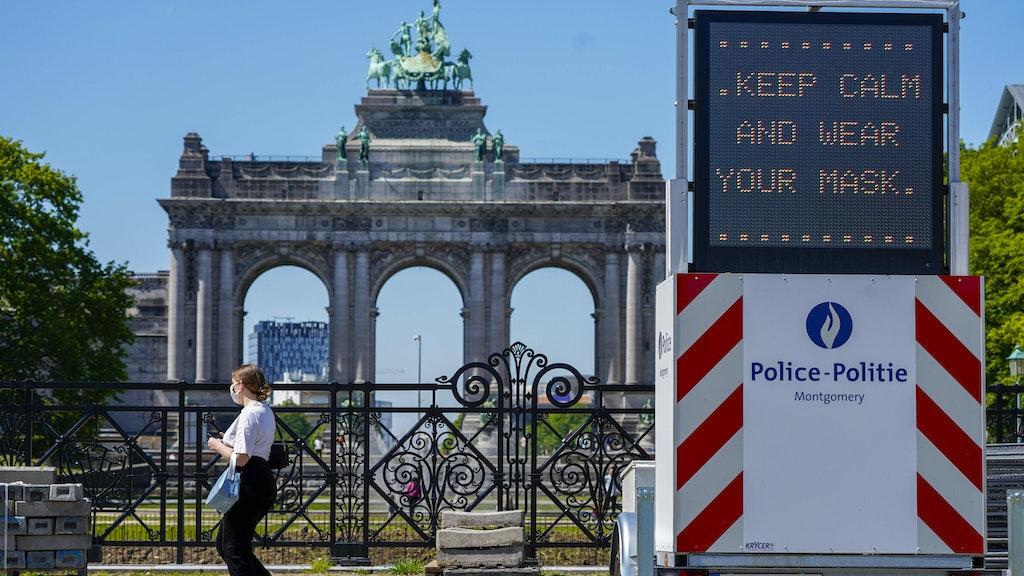 Brüssel Reisewarnung