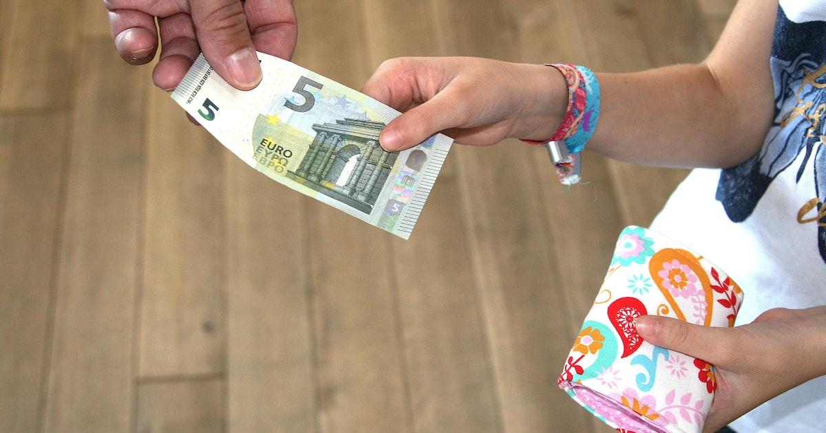 Taschengeld Paar